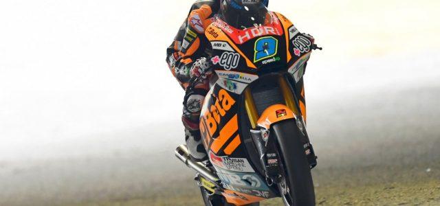 Jorge Navarro 5th in Japan GP