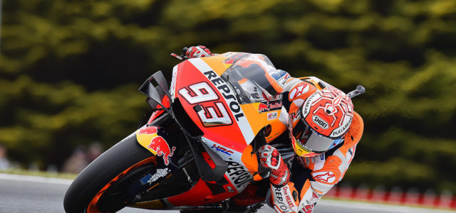 Marc Marquez unmatched to make it 5 in a row with Phillip Island last-lap thriller, Jorge Lorenzo finishes 16th