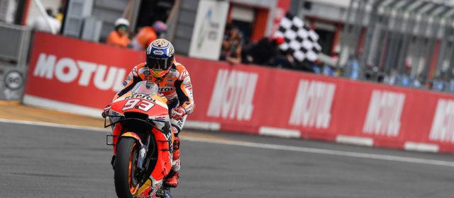 #JapaneseGP Motegi, raceday roundup: MotoGP, Moto2, Moto3