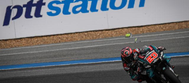 #ThaiGP Buriram, qualifying roundup: MotoGP, Moto2, Moto3
