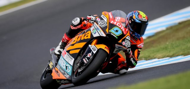 4th for Jorge Navarro at Australian Grand Prix