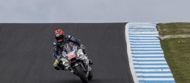Tito Rabat DNF in Australian GP