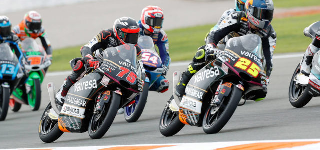 Albert Arenas 20th and DNF for Raul Fernandez at Valencia season-closer
