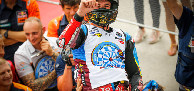 Alex Marquez crowned Moto2 World Champion in Malaysia