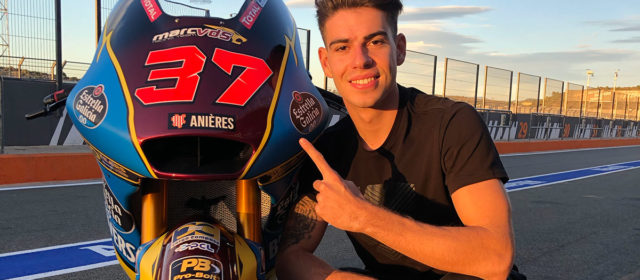Augusto Fernández joins Team Estrella Galicia 0,0 Marc VDS for 2020