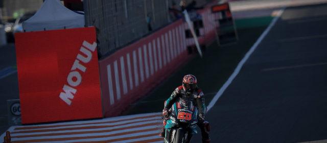 #ValenciaGP Qualifying roundup: MotoGP, Moto2, Moto3