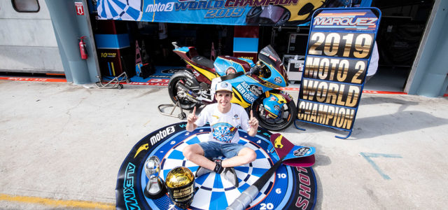 Alex Marquez takes Moto2 title with 2nd in Sepang, excellent 4th for Xavi Vierge