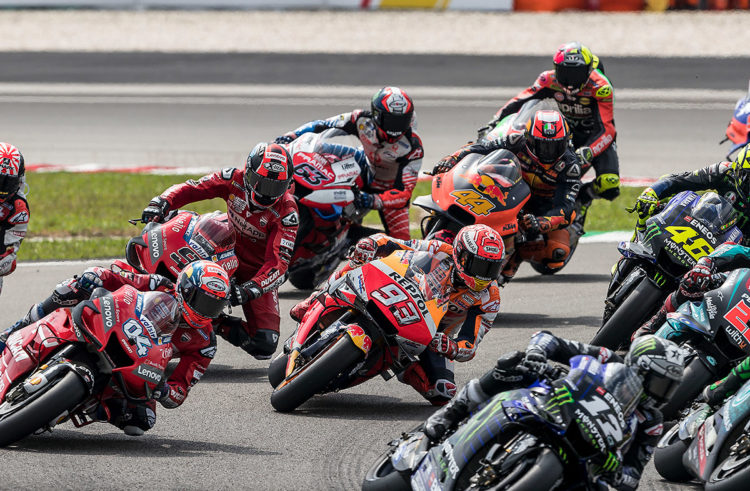 Scintillating second for record-point scorer Marc Marquez in Malaysia, Jorge Lorenzo 14th