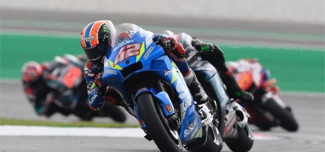 Fifth place for Alex Rins and tenth for Joan Mir in Malaysian Grand Prix