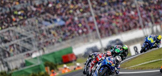 Alex Rins and Joan Mir close the season with 5th and 7th in Valencia