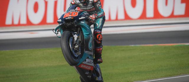 #ValenciaGP Friday roundup: MotoGP, Moto2, Moto3