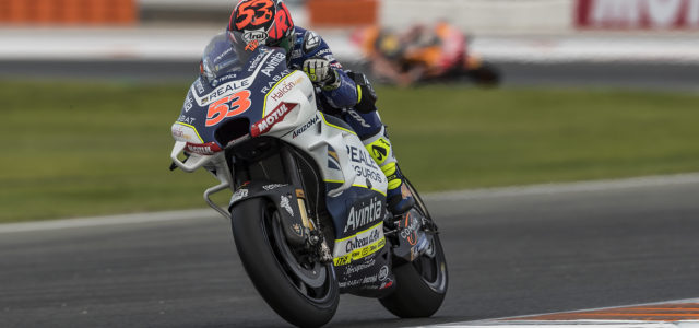 Tito Rabat 11th in Valencia