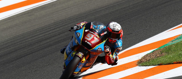 Strong seventh place finish for Xavi Vierge in Valencia, 30th for champion Alex Marquez
