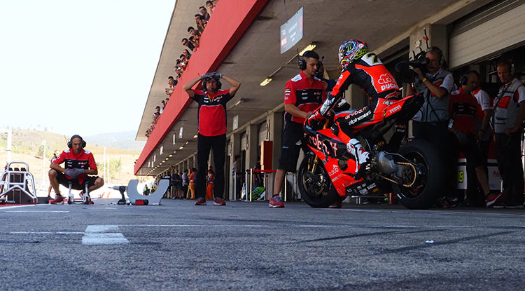 WorldSBK winter testing heads to Portugal