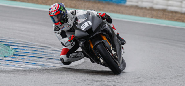 WorldSBK Test, Jerez, Day 1 roundup: World Superbike & World Supersport