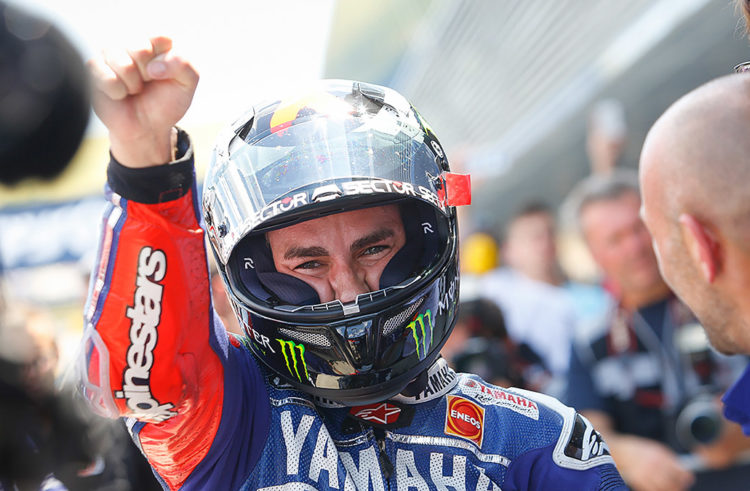 Jorge Lorenzo, Max Biaggi and Hugh Anderson to become MotoGP™ Legends