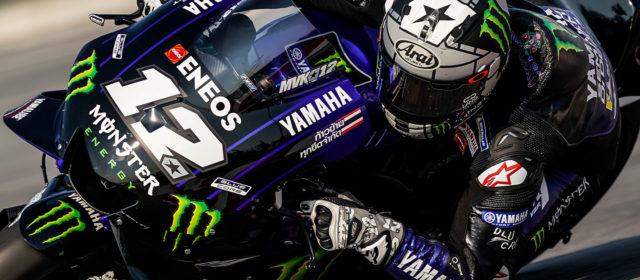 Maverick Viñales Renews Contract with Yamaha for 2021-2022