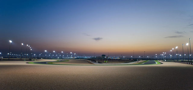 Riders readied for final pre-season MotoGP test at Losail