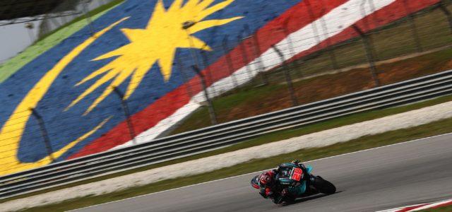 #SepangTest: Fabio Quartararo strikes first to go fastest on Friday