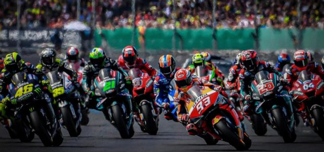 Industry news: MotoGP joins forces with Facebook to provide wealth of new content