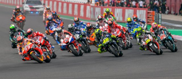 MotoGP set to bring fans special online content during Coronavirus hiatus