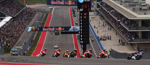 Red Bull Grand Prix of the Americas rescheduled for November, knock-on for Valencia