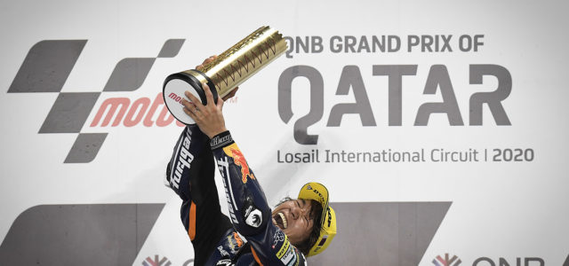 #QatarGP – Losail, raceday roundup: Moto2, Moto3