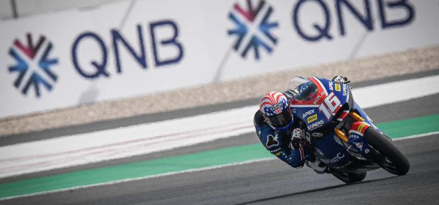 #QatarGP – Qualifying roundup: Moto2 & Moto3