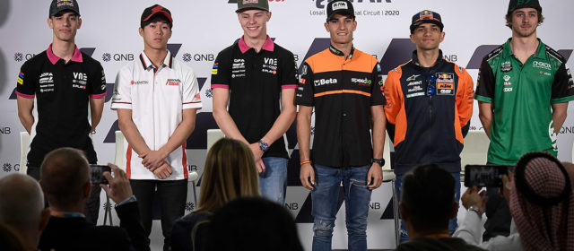 #QatarGP Pre-event press conference roundup: Moto2, Moto3