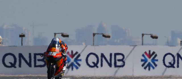 #QatarGP – Day one roundup: Moto2, Moto3