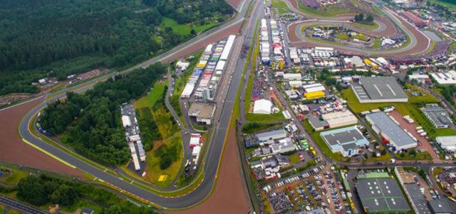 HJC Helmets Motorrad Grand Prix Deutschland, Motul TT Assen and Grand Prix of Finland cancelled