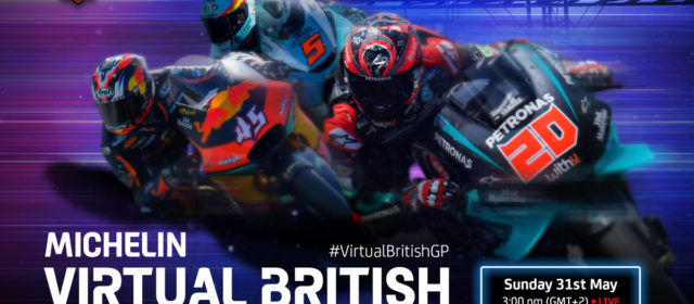 Stand by for the Michelin Virtual British Grand Prix this Sunday