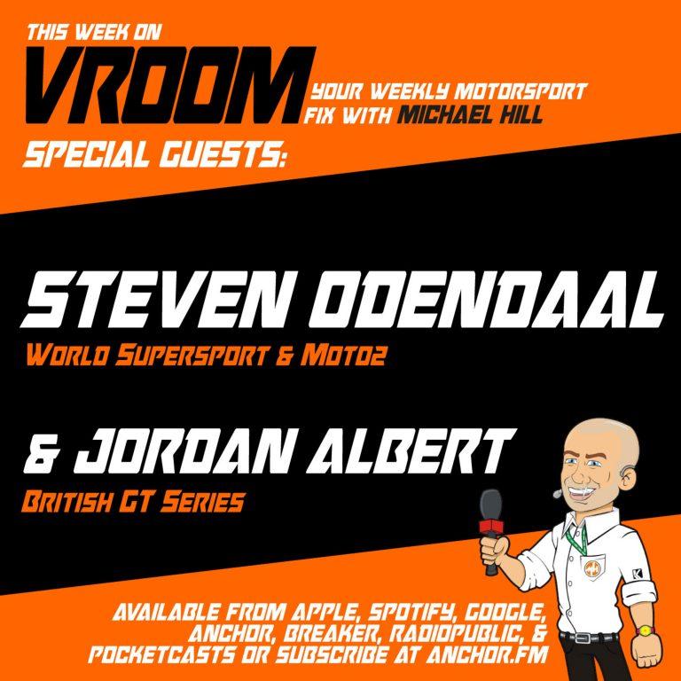 Episode 2 – Steven Odendaal, Jordan Albert