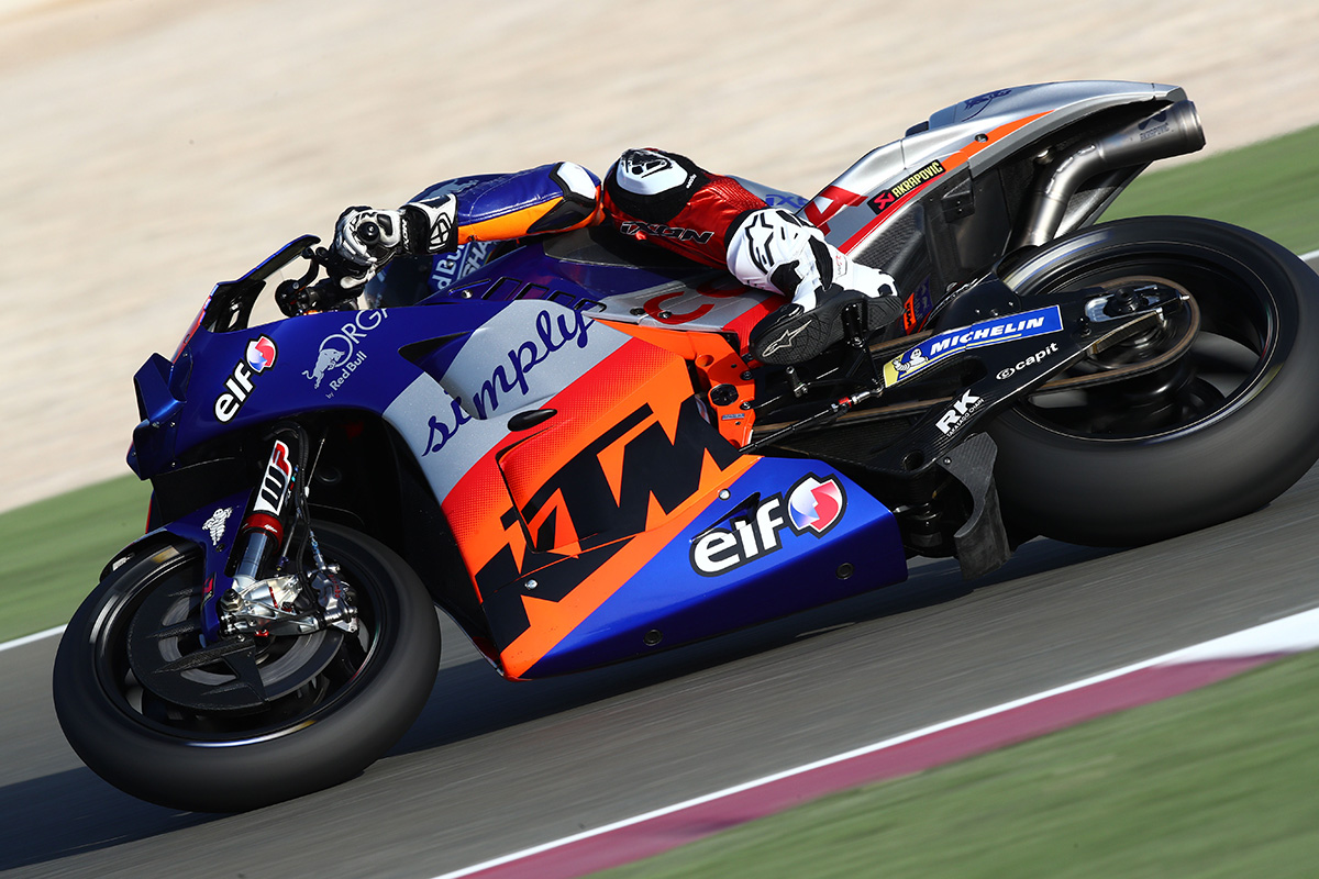 Miguel Oliveira And Iker Lecuona Eager To Kick Off The 2020 Motogp Season This Weekend In Jerez Vroom Magazine Com