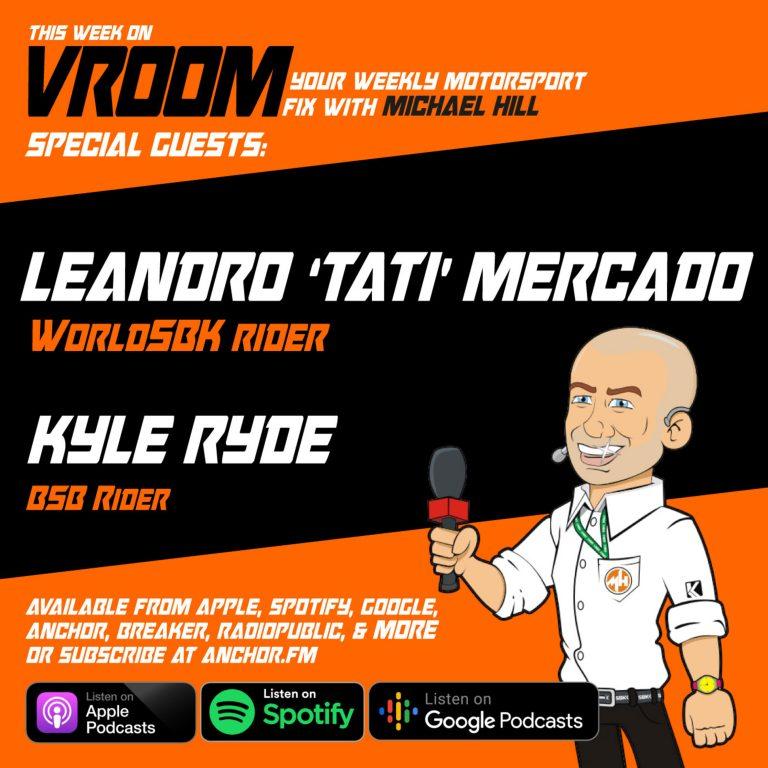 Episode 12 – Leandro 'tati' Mercado, Kyle Ryde