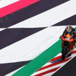 Tetsuta Nagashima concludes San Marino GP empty-handed