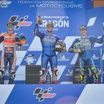 The VROOM Blog, #AragonGP – Resurgent Rins keeps magnificent Marquez and Mir at bay