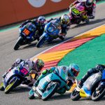 9th place for Vietti as a crash forces retirement for Migno in Aragon GP