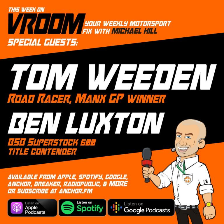 Episode 16 – Tom Weeden, Ben Luxton