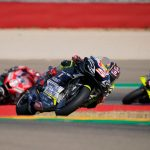 Zarco secures another top 10 finish in Aragon, Rabat 20th