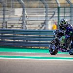 Viñales takes 4th in fierce Teruel GP qualifying fight