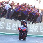#PortugueseGP Portimao, raceday roundup: MotoGP, Moto2, Moto3