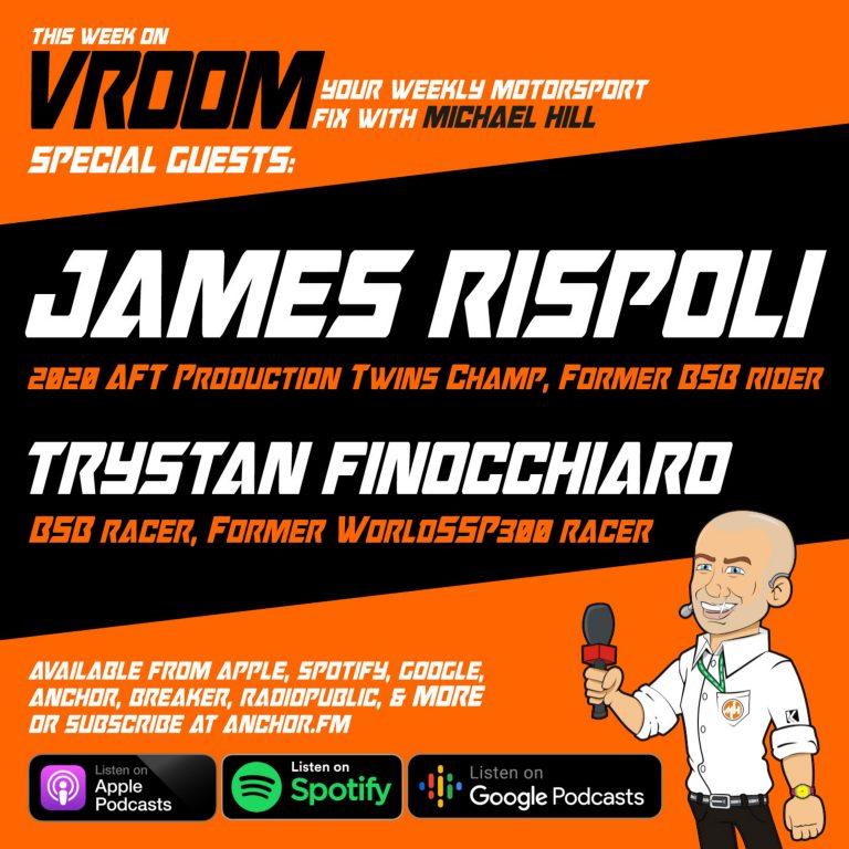 Episode 22 – James Rispoli, Trystan Finocchiaro