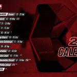 Provisional 2021 WorldSBK calendar unveiled