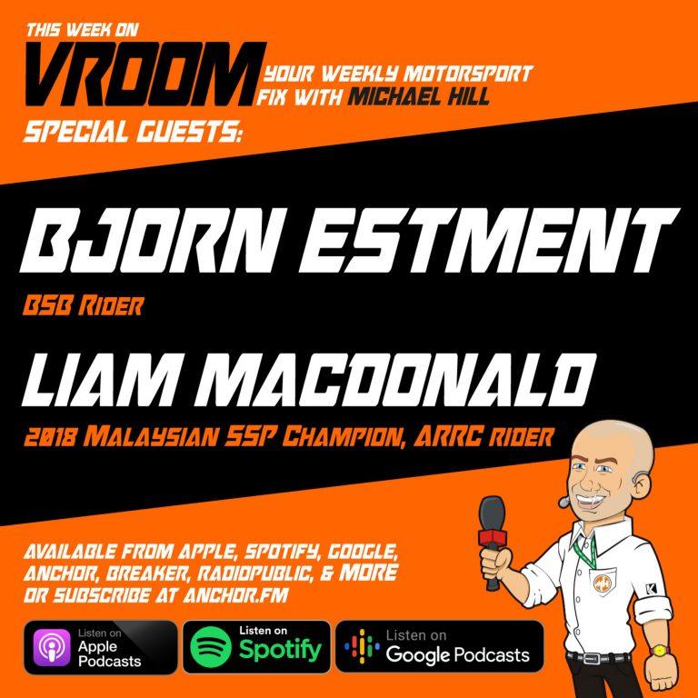 Episode 23 – Bjorn Estment, Liam MacDonald