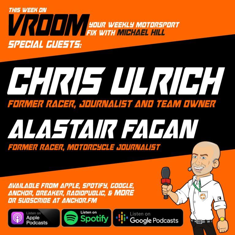 Episode 26 – Chris Ulrich, Alastair Fagan