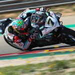 #WorldSBK Aragon test: Day one roundup