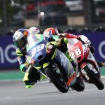Disappointment for Antonelli and Tatay with double DNF at the #FrenchGP