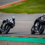 15th and 16th respectively for Marini and Bastianini at the #GermanGP