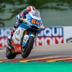Bendsneyder 13th and Lüthi 19th in complicated #GermanGP